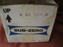 SUB ZERO 4202560   7014068  COMPRESSOR NEW OLD STOCK
