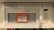 Frigidaire FFMV1645TW  Above The Stove Top White Microwave Oven