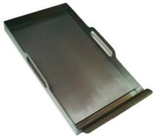 Verona VEGRL200SS Heavy Duty Stainless Steel Griddle