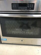 GE JT3000SF1SS 27  5 Cu Ft Stainless Steel Single Built in Oven