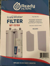 3  Ready Filters   WF 1510A Ice   Water Filter Kenmore  Frigidaire  Electrolux