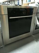 SO30TMSTH WOLF M SERIES 30  SINGLE WALL OVEN DISPLAY MODEL