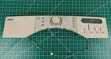 Kenmore Dryer Control Panel   W10116667