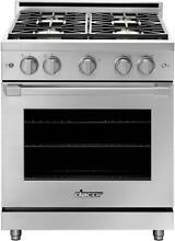 DACOR Heritage HGPR30S NG  Freestanding Gas Convection Range Stainless steel