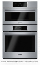 Bosch HBL87M52UC Stainless Steel 30  Microwave Combination Oven New in the Box