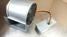 Model E2 50 Vent Hood Blower Motor 600 CFM 120V 60Hz w  Wiring Box