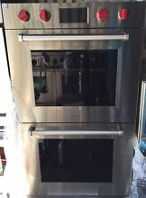 Wolf 30  M Series Professional Build in Double Oven DO30PMSPH