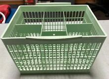 Vintage GE Green Dishwasher Silverware Basket For Model GSD442 51AV 30 Day WTY