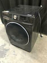 989 Samsung   7 5 Cu  Ft  12 Cycle Smart Wi Fi Electric Dryer   WOW