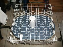 Whirlpool Dishwasher White Upper Dish Rack W10909088 W10826745 3369903 W10164198