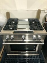 KitchenAid   KDRS463VSS Freestanding Dual Fuel Convection Range   Stainless stee