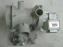 BRAND NEW OEM ASKO WASHER DRAIN PUMP PART  441828 OLD PART 8801264