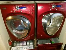 WASHER AND GAS DRYER by GE name  PROFILE   1649