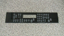 Whirlpool 8303948 Wall Oven Microwave Combo Glass Touchpad Control Panel Used