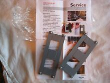 ASKO DISHWASHER BALL HOLDER KIT  8801349 77 ASKO OEM FACTORY PART NEW STOCK