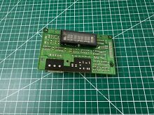 GE Microwave Control Board   WB27T10491
