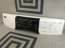 Kenmore Dryer Control Panel Assembly 8529879 WP8529879 8519260 8530261 8529880
