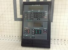 Whirlpool Built In Combo Oven Microwave Touchpad Control Panel 4313046