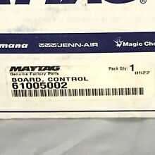 Maytag EHP Whirlpool Refrigeration 61005002 Control Board New Old Stock Sealed