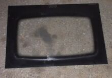 Whirlpool Maytag Stove Oven Range outer door glass 74008855