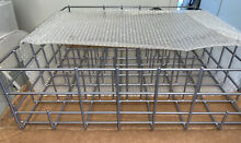 WHIRLPOOL DISHWASHER BOTTOM REPLACEMENT RACK W10781857 MAYTAG KENMORE  NEW
