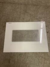 KitchenAid Whirlpool Oven Outer Door Glass Bisque 4455395