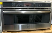 GE Profile PSB9240SFSS  30 Inch Single Electric Wall Oven  stainless steel