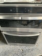 Whirlpool 30  Convection Microwave Wall Oven Combo Stainless Steel
