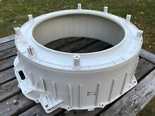 LG Kenmore Front Load Washer Outer Front Tub Shell 3550ER0004H AP5669764
