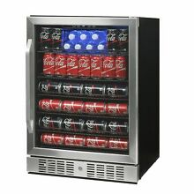 Newair 177 Can Deluxe Beverage Cooler