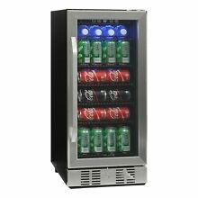 NewAir 96 Can Compact Beverage Cooler