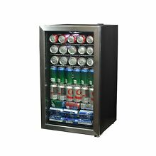 NewAir 126 Can Stainless Steel Beverage Cooler