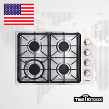 Thor 30  Four Burners Gas Range TGC3001 Portable Outdoor Stainless Steel Cooking