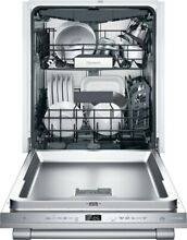 Thermador DWHD660WFP 24  Stainless Fully Integrated Dishwasher