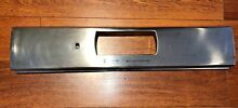 Maytag Range Stove Stainless Control Panel P N 2601D840 81