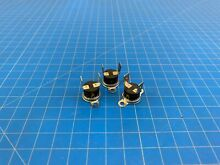 Genuine KitchenAid Oven Microwave Combo Thermostat 4375430 36FXE24 Set of 3