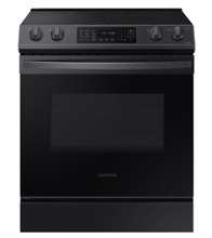 Samsung NE63T8311SG Black Stainless Steel Convection Range New in the box