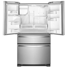Whirlpool WRX735SDHZ Stainless Steel French Door Refrigerator New in the Box