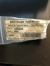 00425244 BOSCH GAGGENAU OR THERMADOR WASHER FOOT NEW IN PACKAGE OR 425244