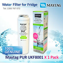 AMANA JENN AIR MAYTAG UKF8001 WATER FILTER   UKF8001AXX