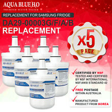 SRS691GDIS ICE MAKER AND  WATER  FILTERS GENERIC SAMSUNG AQUA PURE PLUS FILTER