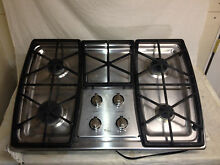 Whirlpool 30 inch Natural Gas stove top USED