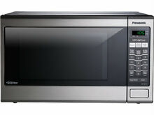 Panasonic  NN SA651S Family Size 1 2 cu  ft  Microwave Oven with Inverter