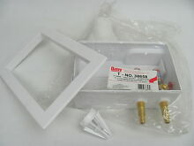 OATEY 1   NO  38658 ELIMINATOR WASHING MACHINE OUTLET BOX 1 2  PEX