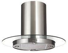 New  36  Stainless Steel Island Range Hood  K 1010