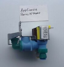 NEW FRIGIDAIRE REFRIGERATOR DUAL WATER VALVE 67005154  FREE SHIPPING