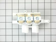 Genuine WH13X10026 GE Washer Triple Water Valve