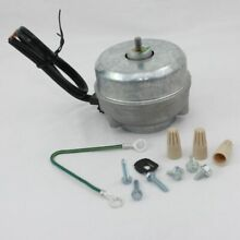 Genuine 833697 Whirlpool Refrigerator Condenser Fan Motor Kit