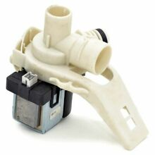 Genuine 25001052 Amana Washer Drain Pump Assembly