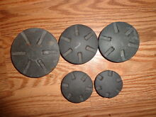 VIKING Gas COOKTOP  Burners For A    36 3 4 X21   just the Burners